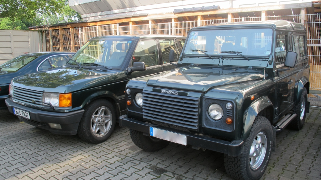 Range Rover P38 & Land Rover Defender